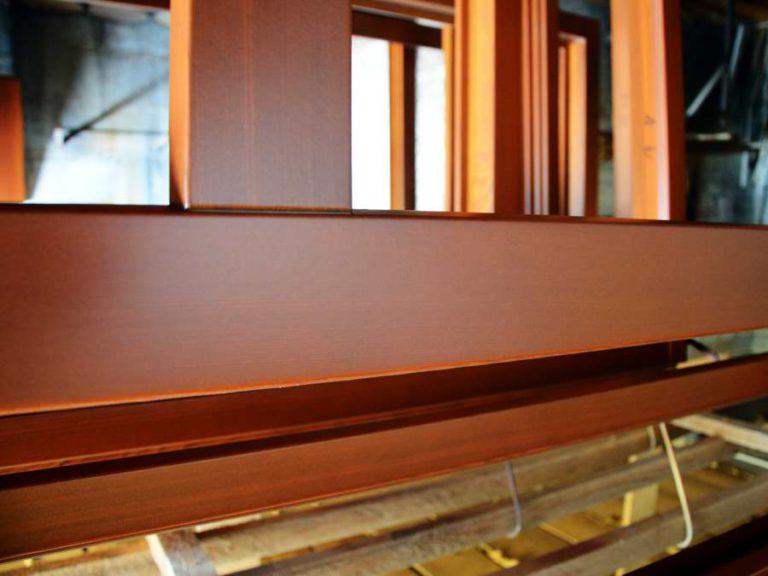 Деревянные окна покраска
